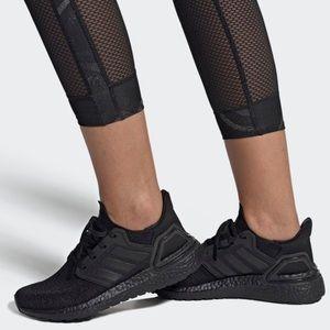 ULTRABOOST 20 'TRIPLE BLACK'